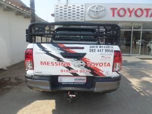 Toyota Hilux 2.4GD-6 double cab SRX auto - Image 3