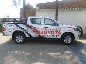 Toyota Hilux 2.4GD-6 double cab SRX auto - Image 4