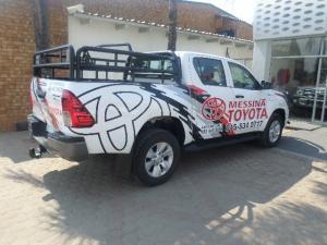 Toyota Hilux 2.4GD-6 double cab SRX auto - Image 6