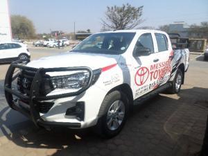 Toyota Hilux 2.4GD-6 double cab SRX auto - Image 8