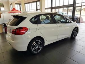 BMW 218i Sport Line Active Tourer automatic - Image 4