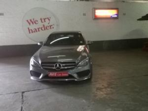 Mercedes-Benz C200 AMG Line automatic - Image 2