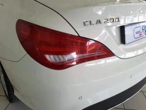 Mercedes-Benz CLA CLA200 auto - Image 4