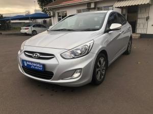 Hyundai Accent 1.6 GLS/FLUID automatic - Image 3