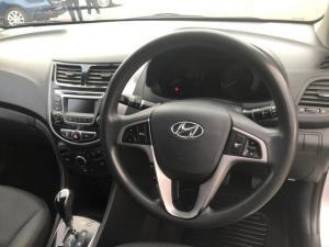 Hyundai Accent 1.6 GLS/FLUID automatic - Image 7