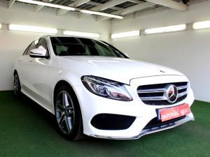 2017 Mercedes-Benz C250 Bluetec AMG Line automatic