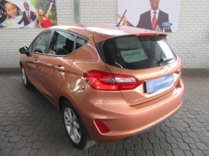 Ford Fiesta 1.0T Trend auto - Image 4