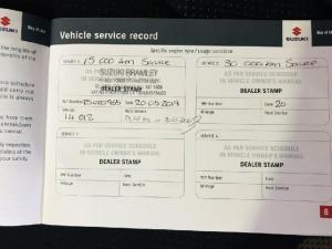 Suzuki Grand Vitara 2.4 Summit - Image 17