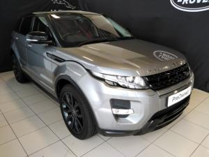 Land Rover Range Rover Evoque SD4 Dynamic - Image 1