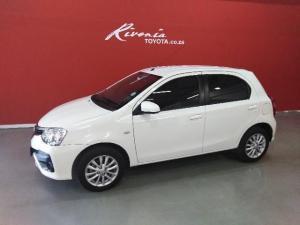 Toyota Etios 1.5 Xs/SPRINT 5-Door - Image 3