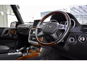 Mercedes-Benz G-Class G350 BlueTec - Image 10