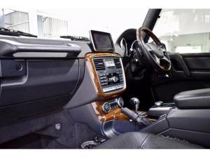 Mercedes-Benz G-Class G350 BlueTec - Image 17