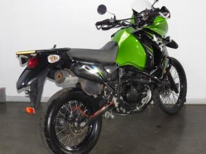 Kawasaki KLR650 - Image 9