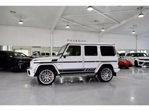 Mercedes-Benz AMG G 63 Edition 463 - Image 1