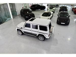 Mercedes-Benz AMG G 63 Edition 463 - Image 20