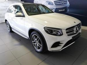 Mercedes-Benz GLC GLC250d 4Matic AMG Line - Image 1