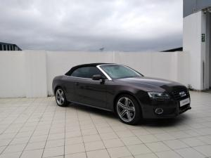 Audi A5 cabriolet 2.0T auto - Image 1