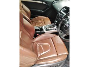 Audi A5 cabriolet 2.0T auto - Image 4