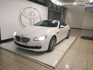 BMW 6 Series 650i convertible - Image 1