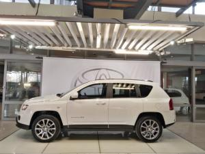 Jeep Compass 2.0L Limited auto - Image 2