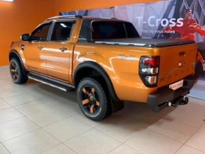 Ford Ranger 3.2TDCi 3.2 Wildtrak 4X4 automaticD/C - Image 4
