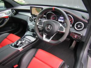 Mercedes-Benz C63 AMG S - Image 11