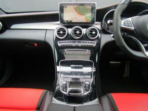 Mercedes-Benz C63 AMG S - Image 8