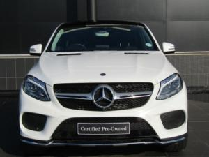 Mercedes-Benz GLE Coupe 350d 4MATIC - Image 7