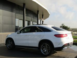 Mercedes-Benz GLE Coupe 350d 4MATIC - Image 9