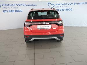 Volkswagen T-CROSS 1.0 Comfortline DSG - Image 3