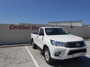 Toyota Hilux 2.4 GD-6 SRX 4X4 automaticS/C - Image 1