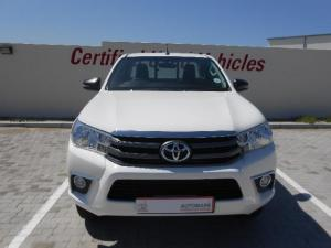 Toyota Hilux 2.4 GD-6 SRX 4X4 automaticS/C - Image 2