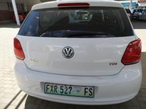 Volkswagen Polo 1.6 TDI Comfortline 5-Door - Image 4
