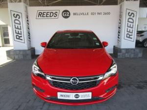 Opel Astra 1.6T Sport automatic - Image 2