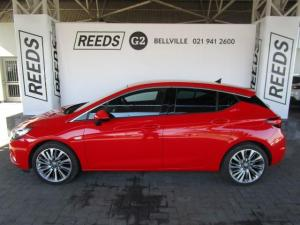 Opel Astra 1.6T Sport automatic - Image 3
