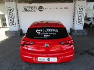 Opel Astra 1.6T Sport automatic - Image 4
