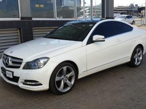 Mercedes-Benz C180 BE Coupe automatic - Image 1