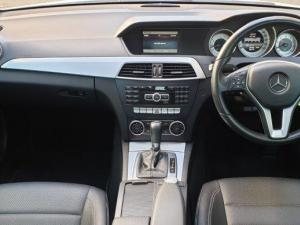 Mercedes-Benz C180 BE Coupe automatic - Image 7