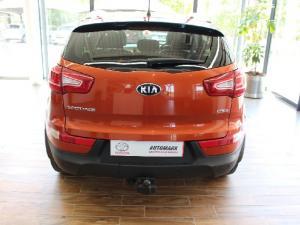 Kia Sportage 2.0CRDi AWD auto - Image 6