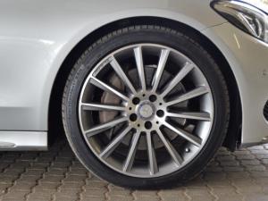Mercedes-Benz C250 Bluetec Avantgarde automatic - Image 12