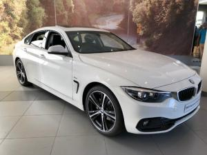 BMW 420D Gran Coupe Sport Line automatic - Image 1