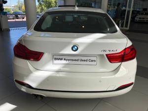 BMW 420D Gran Coupe Sport Line automatic - Image 3