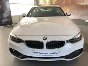 BMW 420D Gran Coupe Sport Line automatic - Image 6