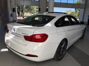 BMW 420D Gran Coupe Sport Line automatic - Image 7