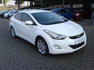 Hyundai Elantra 1.8 GLS auto - Image 1