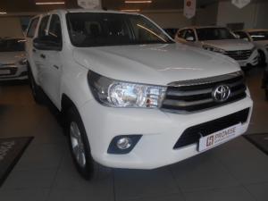 Toyota Hilux 2.4GD-6 double cab 4x4 SRX auto - Image 1