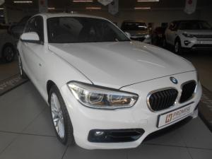 BMW 1 Series 118i 5-door Sport - Image 1