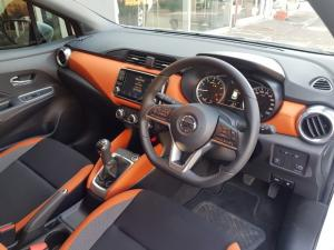 Nissan Micra 66kW turbo Acenta Plus Tech - Image 6