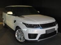 Land Rover Range Rover Sport 3.0D SE