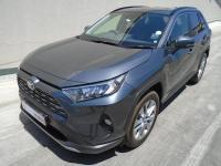 Toyota RAV4 2.5 VX automatic